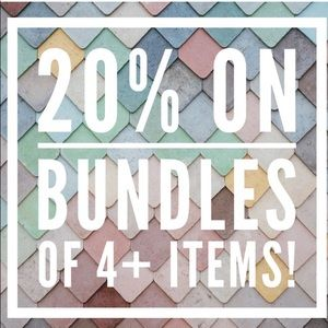 ✨ CREATE A BUNDLE - SAVE MORE!! ✨